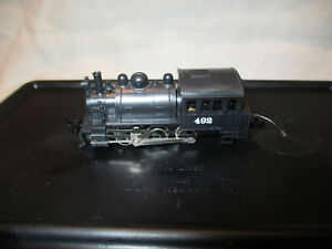 Vintage N scale Model Power ? steam locomotive 0-6-0 tank Locomotive
