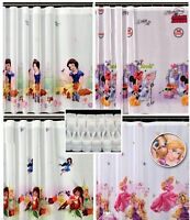 New Disney Kids Net Curtains For Girls Frozen Princess Minnie Pony-By The Metres