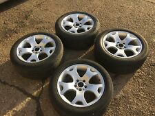 GENUINE BMW STYLE 63 ALLOY WHEELS 9Jx19 ET48 10Jx19 ET45 255/50R19 285/45R19