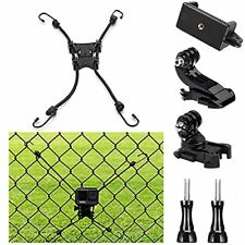 New listing Camera Mount Holder for Net Chain Link Fence/Kite/Paraglider Compatible with ...