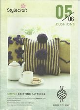 Stylecraft How to Knit 05/06 Cushions