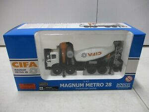 Norscot CIFA Magnum Metro 28 Truck Mixer Pump 1/47
