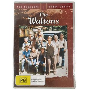 The Waltons Season 1 DVD BRAND NEW SEALED PAL
