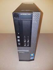 Dell Optiplex 790 Desktop PC  i7 2600 @ 3.40GHz 12GB RAM 128 GB SSD  WIN10  Pro