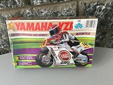 1YAMAHA YZR500 Vintage Model Kit Battery Operated Two Wheels# Factory Sealed
