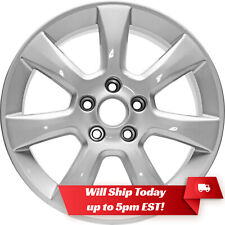 New Set Of 4 17 Replacement Silver Alloy Wheels Rims For 2013 2016 Cadillac Ats