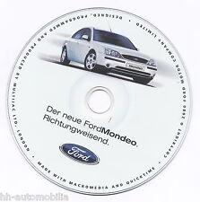 CD ROM Ford Mondeo 2000 Werbung PKWs Werbemittel Auto Deutschland Europa