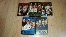 The A-Team Seasons 1,2,3,4,5 Dvd Season Set Lot Complete Series
