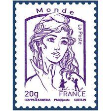 Postfrische Frankaturware Frankreich €70
