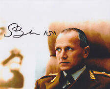 Stephen Berkoff HAND Signed 8x10 Photo Autograph James Bond, Octopussy, Rambo