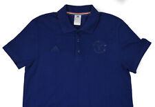 Official Adidas Manchester United Football Club Polo Shirt  L