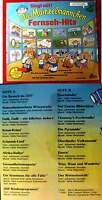 LP Mainzelmännchen: Fernseh-Hits (Dino LP 1071) D 1985