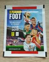 Panini 1 Tüte Foot 2018 2019 Bustine Pack Sobre Pochette Ligue 1 18 29 France