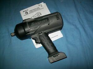 "New Snap-on™ Lithium Ion CT9080GMDB 18V 18 Volt cordless 1/2"" impact Wrench Gun"