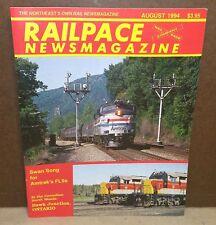 RailPace Magazine - August 1994
