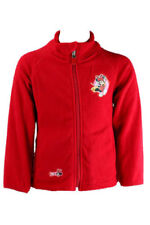 Vêtements rouge Disney à longueur de manches manches longues pour fille de 2 à 16 ans