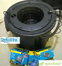 NUTRIFIELD PRO POT R2 28L DWC SYSTEM HYDROPONIC BUBBLE BUCKET DEEP WATER CULTURE