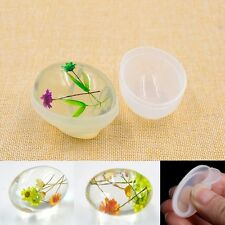 Quail Egg Silicone Mold Resin Jewelry Making Mould Epoxy Pendant DIY Craft Tool