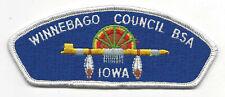 Winnebago Council - S-3a CSP