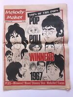 **UK MELODY MAKER MUSIC MAGAZINE NEWSPAPER SEPTEMBER 1967**