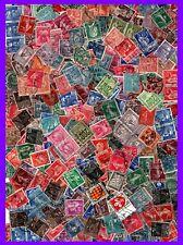 VRAC : 500 Petits Formats avant 1959, Oblitérés / Lot Timbres France