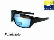 OAKLEY TURBINE 9263 14 PRIZM DEEP H2O POLARIZED PESCA FISHING Sunglass Sole