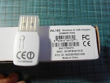 WL160  WIFI USB Dongle 802.11n 300M 2T2R  w/WPS COMPRO