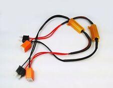 H7 PLUG AND PLAY LED CAR BULBS RESISTORS NO CANBUS ERROR AUDI 2