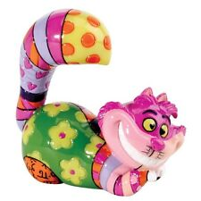 NEW OFFICIAL Disney by Britto Cheshire Cat Figurine Figure 4026293