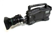 Untested Panasonic AJ-D700P With Cannon Lens H15ax6