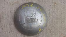 1937 Studebaker PRESIDENT HUB CAP Original stainless