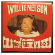 "WILLIE NELSON ""FAMOUS COUNTRY MUSIC MAKERS"" - 2LP - FOC"