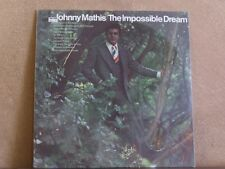 JOHNNY MATHIS, IMPOSSIBLE DREAM - SEALED LP