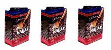 3 packs x Cafe Najjar Classic Pure Brazilian Ground coffee 200g