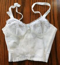 Vintage Spencer bra ladies underwear individual corsetry 1930s 1940s