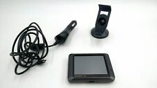 Garmin Nuvi 205 GPS Bundle Charger Window Mount Tested Works Great