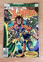 🔥🗝Uncanny X-Men 107 1st Starjammers Gladiator Marvel Claremont Byrne Wolverine