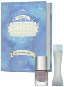 NEW Ghost The Fragrance & Mink Nail Polish Mini Gift Set 5ml Eau de Toilette UK