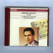 CD FAURE GERARD SOUZAY DALTON BALDWIN (LA BONNE CHANSON)