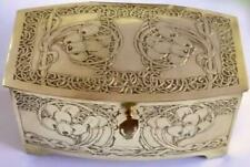 Outstanding Secessionist Art Nouveau Jewellery Box