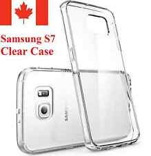 For Samsung Galaxy S7 Case - Clear Gel Ultra Thin Soft TPU Transparent Cover