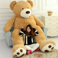 """Cute Baby 3.28ft 39.37"""" Giant Teddy Bear CASE UNFILLED NO PP COTTON Huge Toy"""