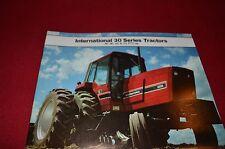 International Harvester 3088 3288 3488 3688 Tractor Dealer's Brochure Tein