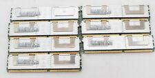Qty 7 Sticks of Samsung M395T5750EZ4-CE66 2GB 667Mhz 2Rx4 PC2-5300F ECC Memory