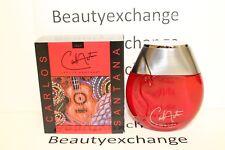 Carlos Santana For Men Pour Homme Cologne Spray 3.4 oz Boxed