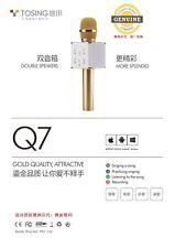 TUXUN Q7(Genuine Tosing Q7)  Wireless Karaoke Microphone Bluetooth Speaker KTV