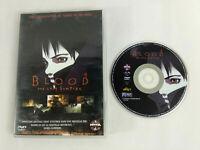 DVD VF Blood Il Ultima Vampiri E Monitoraggio