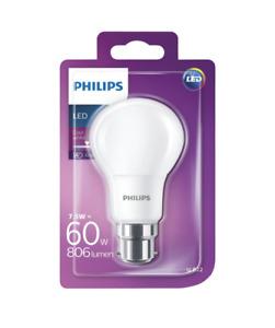 Philips B22 9W 806lm Classic LED Light bulb
