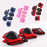 [JB] Children 3 Double Skating Protective Gear Safety Children's Wrist Knee Pads
