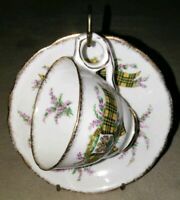 Royal Stafford Bone China Cup And Saucer Vintage Made In England